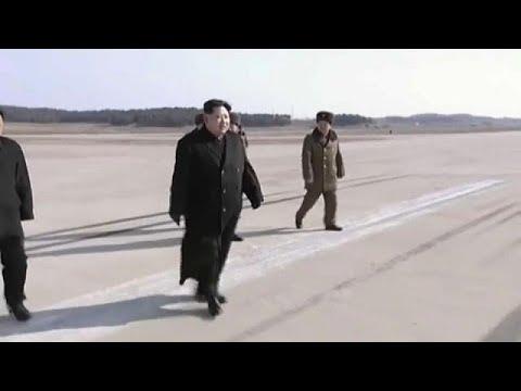 Kim Jong-un frontera previa
