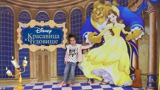 Замок Принцессы Белль Новые игрушки из мультфильмов Видео для детей Video for kidsgame Toys for kids