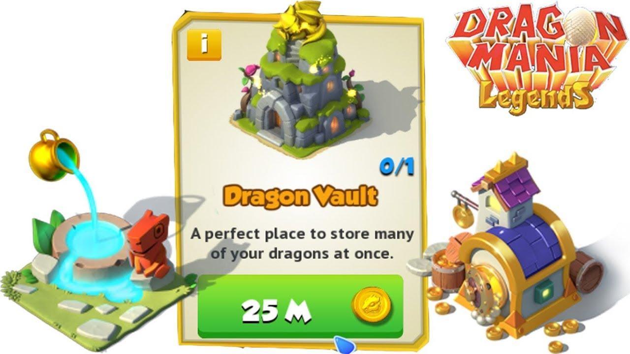 Gold vault dragon mania legends tiger steroids pictures