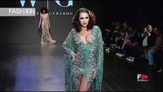 WILLFREDO GERARDO Fall 2018 LAFW AHF Los Angeles - Fashion Channel