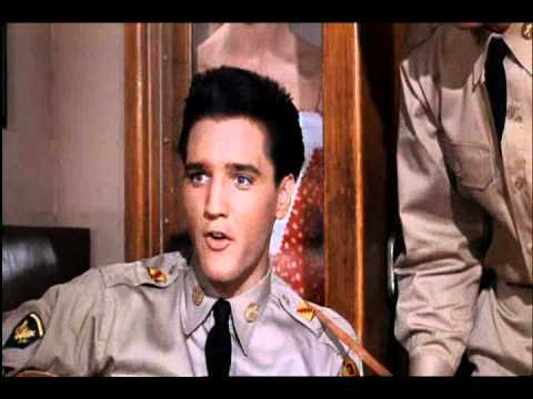 Elvis Presley - Frankfurt Special.(From G.I Blues 1960)