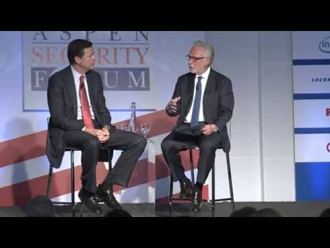 James Comey: The Complexity of Today's Global Threat Environ