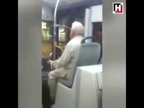 Ötobüste Amca Ocağım Söndü..