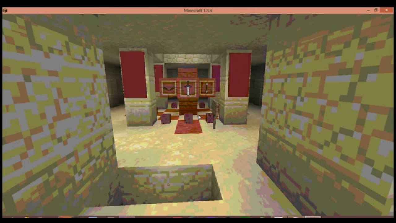 Tomb Of King Tut Youtube Toolbar Creator Galleries Related Minecraft Monostable Circuit