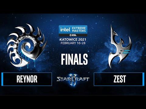 SC2 - Reynor vs. Zest - IEM Katowice 2021 - Finals