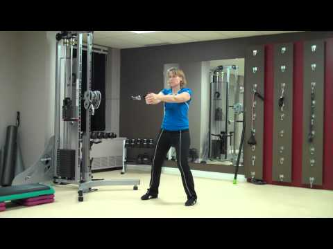 Ottawa Personal Trainer: Cable Anti-Rotation Press