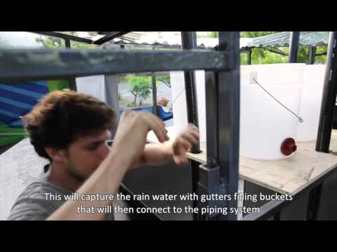 Sustainable Sanitation for earthquake refugees in Ecuador