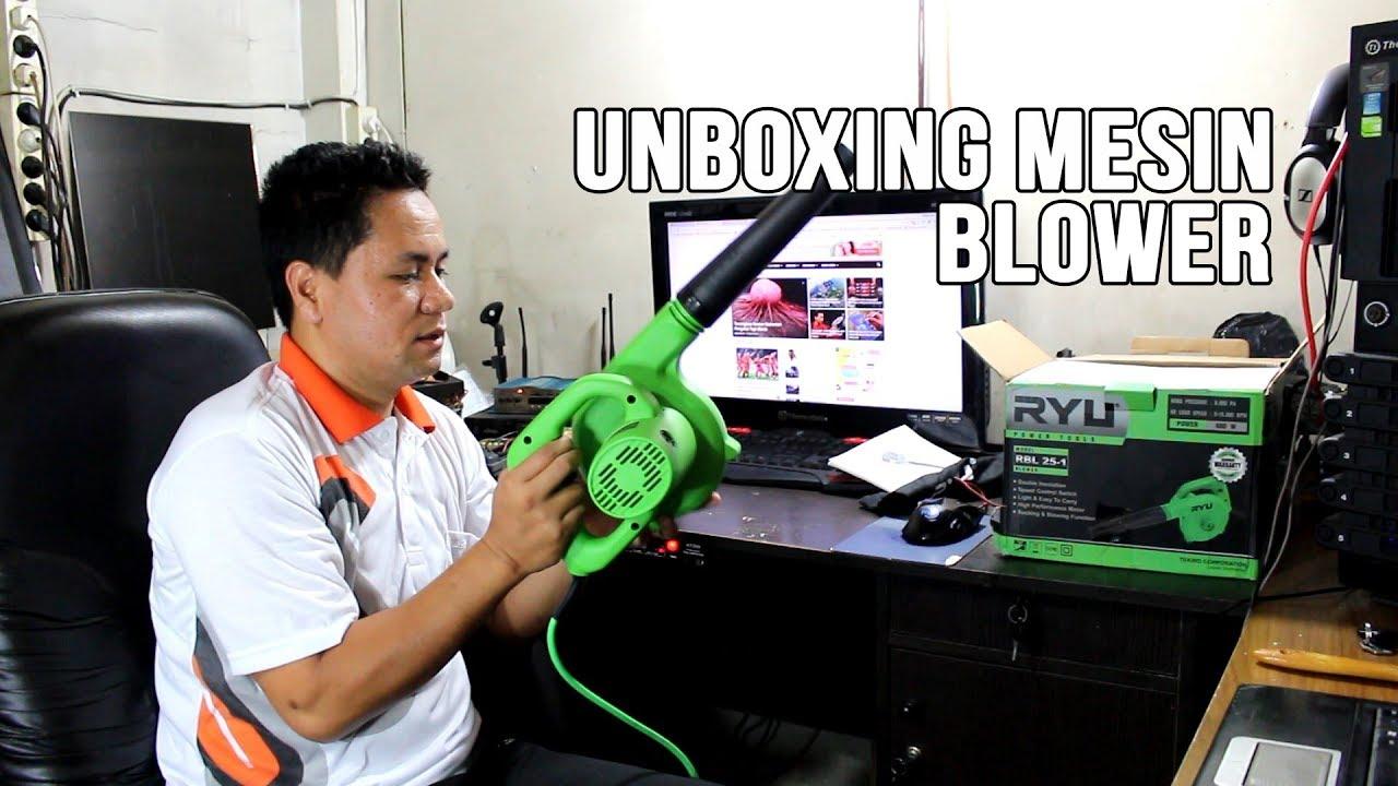 Unboxing Abal Ryu Blower Dari Tekiro Teknologi Jepang Youtube Air Blow Gun 4