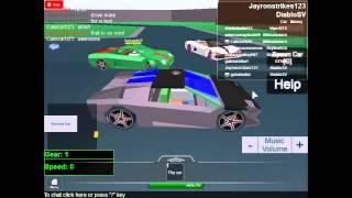 Roblox #5 - Street Racing Unleashed (Beta 1.2.0) LAMBORGHINI DIABLO SV