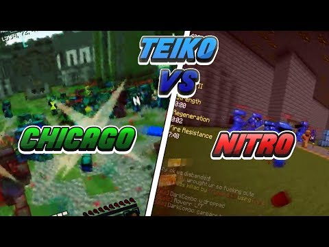 "[RiotMC] [Map4] [#1]   |    ""TEIKO VS. CHICAGO @PALACE / TEIKO VS. NITRO (BASEFIGHT)"