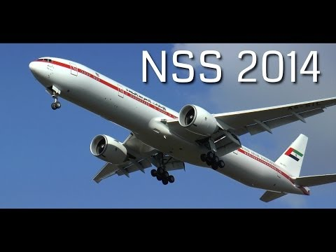 Government & VIP Airplanes at the Nuclear Security Summit 2014