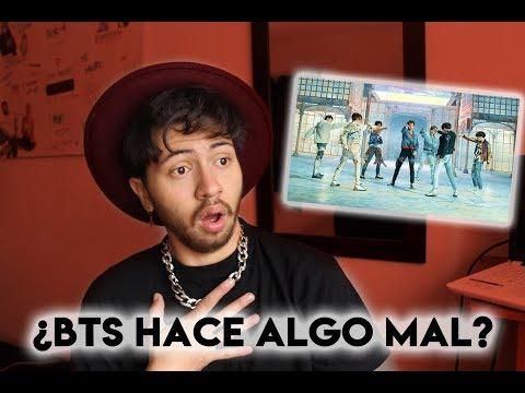 REACCIÓN A 'FAKE LOVE' DE BTS   Niculos M