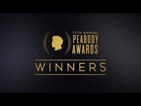 77th Annual Peabody Award Winners