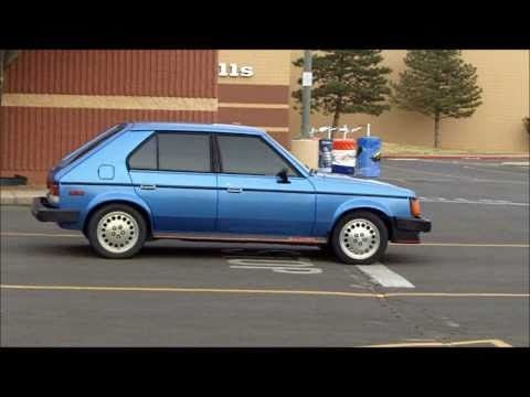 1985 Dodge Omni GLH-T