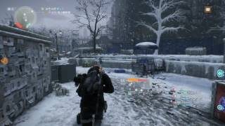 The Division - 2016.12.24-淨空天際-撿箱子002 (模式-挑戰)