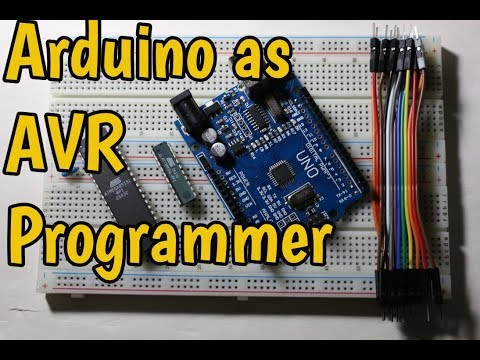 Arduino Uno Or Pro Micro As An AVR ISP Programmer