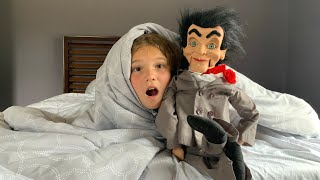 24 Hours In A Room With Slappy!