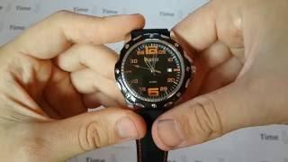 Мужские спортивные  часы Skmei Robby. ОБЗОР