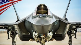 これがF-35「A型」戦闘機だ!最高にカッコイイ紹介映像【実戦配備完了】