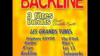 Backline feat Christelle Rosette - Dé ti calin