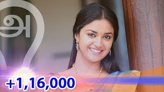 10 FACTS ABOUT KEERTHY SURESH
