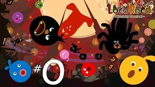 LocoRoco Midnight Carnival ⌠PSP⌡- Part 00 All The Way To The Goal