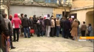 Ситуация в Крыму: банки не работают, электричества нет