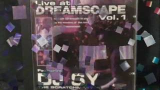 DJ Sy & MC Storm- Live at Dreamscape Vol. 1