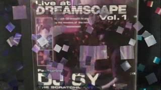 DJ Sy & MC Storm- Live at Dreamscape Vol. 1