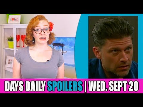 Days of Our Lives (DOOL) Daily Spoilers Update for ...