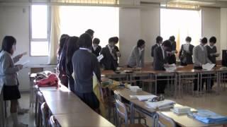 Japanese High School Music Class!!