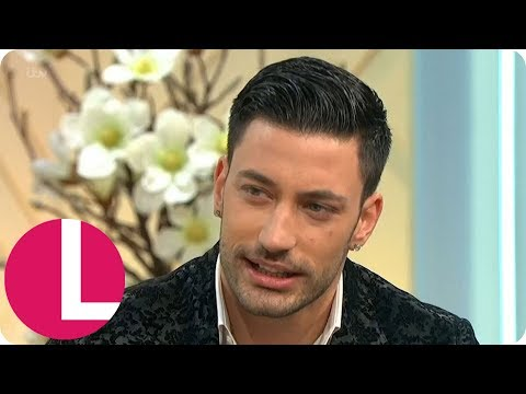 Strictly's Giovanni Discusses Romance with Ashley Roberts | Lorraine