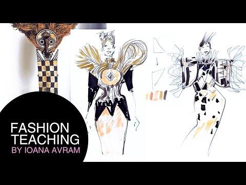 Fashion Collection Concept Ideas Youtube