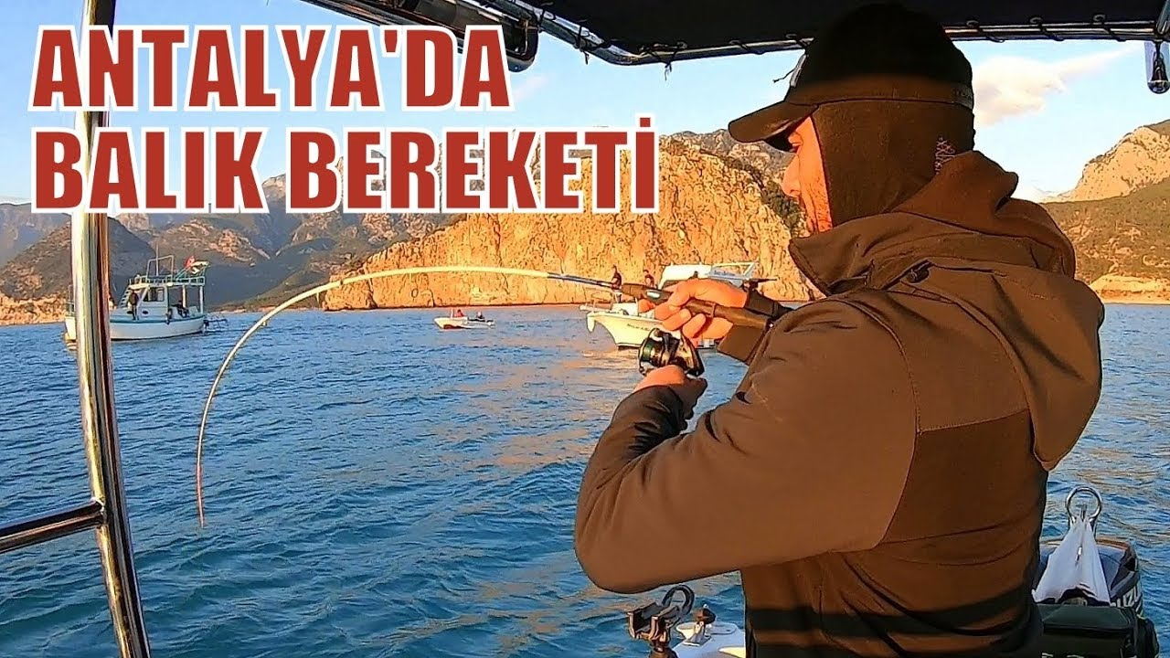 Metal Yemlerle Muhteşem Bir Av Yaptık / İnanılmaz Balık Bolluğu