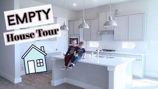 WE'RE MOVING! | EMPTY HOUSE TOUR