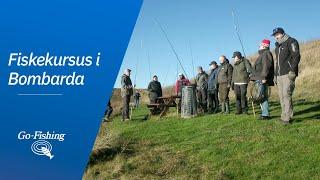 Fiskekursus i Bombarda-fiskeri - Bombarda - Fang flere Ørreder!