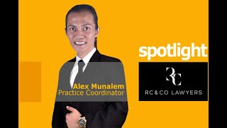 RC & CO Spotlight | Alex Munalem