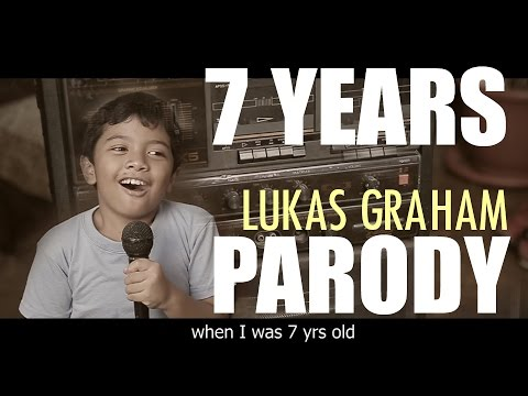 7 Years (Lukas Graham) Parody | Evolution of Karaoke