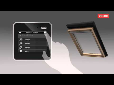 fenetre de toit 71 presentation fonctionnement ecran t doovi. Black Bedroom Furniture Sets. Home Design Ideas