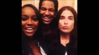 HTGAWM cast all instagram videos