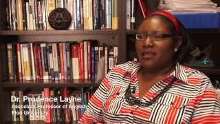 Dr. Prudence Layne- Mental Health and Incarceration