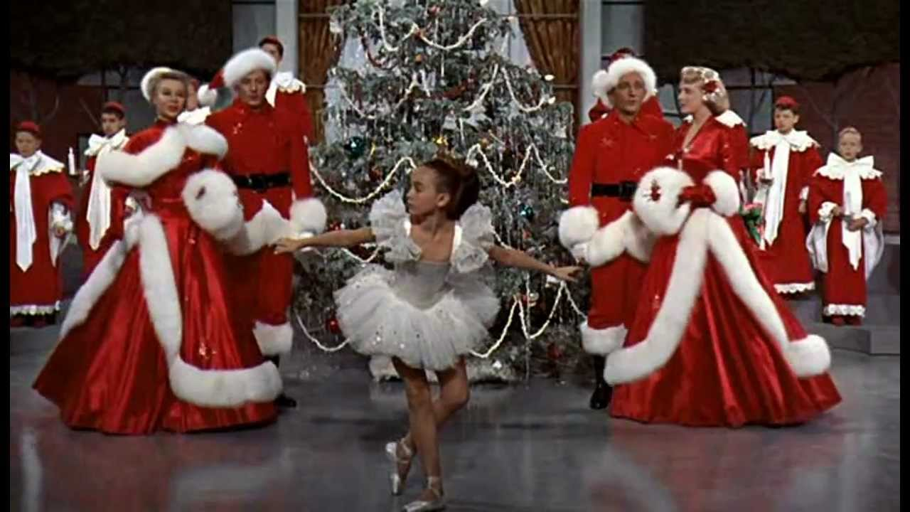 The Cast Of White Christmas.White Christmas 1954 Bing Crosby Danny Kaye