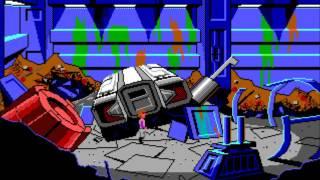 Space Quest 3 trailer