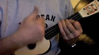 Thank You For Being a Friend Golden Girls (with verses) ukulele UkesterBrown