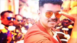 Jithu Jilladi song karaoke with lyrics | Theri