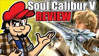 Colônia Reviews: Soul Calibur V