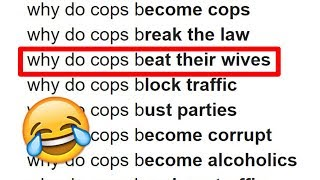 Cop Answers the TOP Police Google Searches! (A-D)