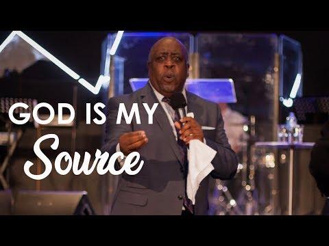 God Is My Source – Sam Emory