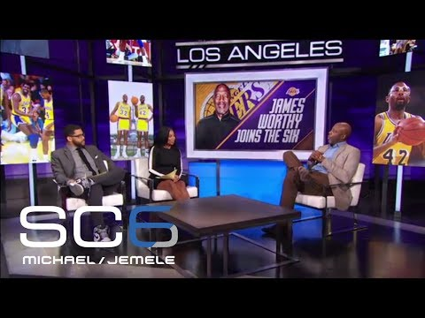 James Worthy Calls Boston Celtics-Los Angeles Lakers Rivalry A Culture Clash | SC6 | June 13, 2017