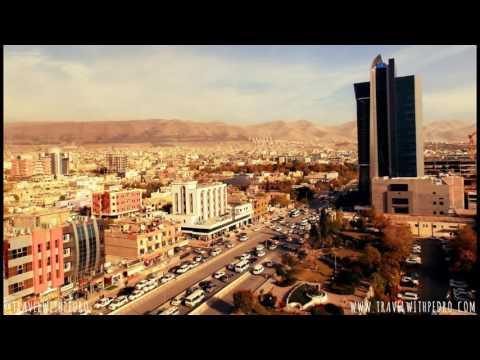 Beautiful City Sulaymaniyah (Northern Iraq)